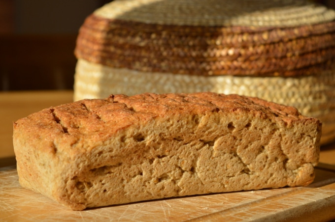 Gluten Free Oven Baked Bread