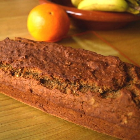 Banana Orange Bread | mygutfeeling.eu