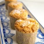 three rice muffins