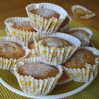 Portuguese Rice Muffins | mygutfeeling.eu