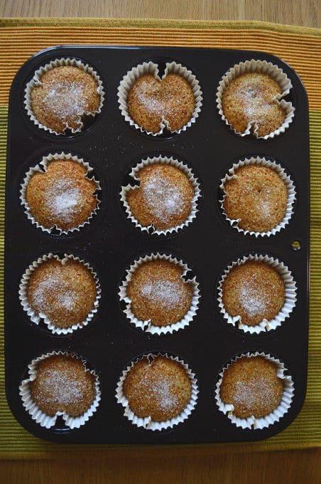Portuguese Rice Muffins | mygutfeeling.eu #glutenfree #vegan