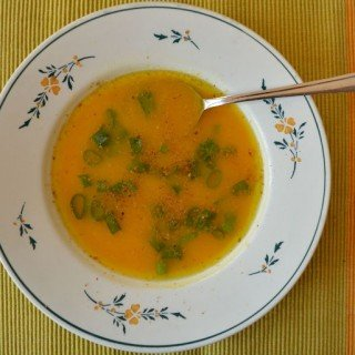 Pumpkin and Ginger Soup | mygutfeeling.eu