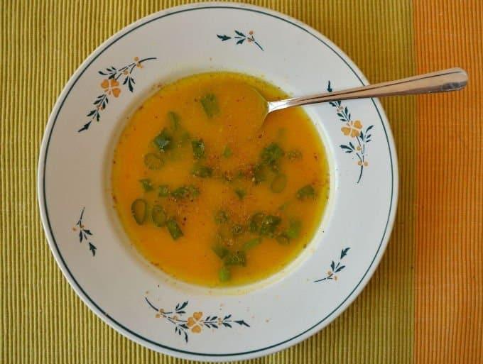 Pumpkin and Ginger Soup | mygutfeeling.eu