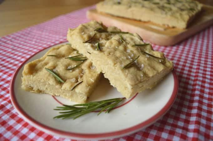 Gluten Free Focaccia | mygutfeeling.eu