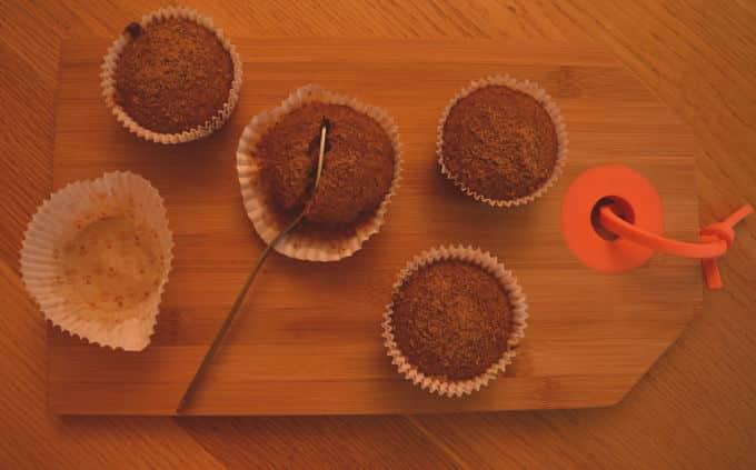 Pumpkin Tangerine Muffins | mygutfeeling.eu