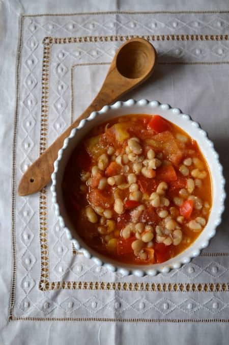 White Bean Salbitxada Chili | mygutfeeling.eu