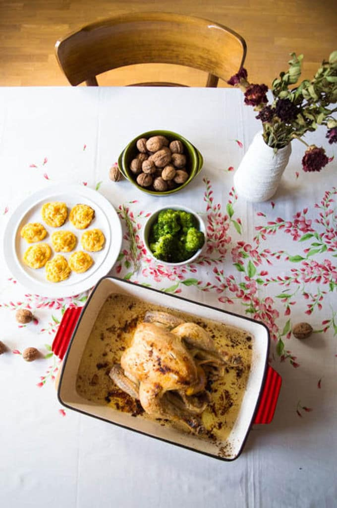 Lemon Roasted Chicken w/ Stoemp | mygutfeeling.eu