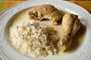 Peanut Butter Coconut Chicken | mygutfeeling.eu