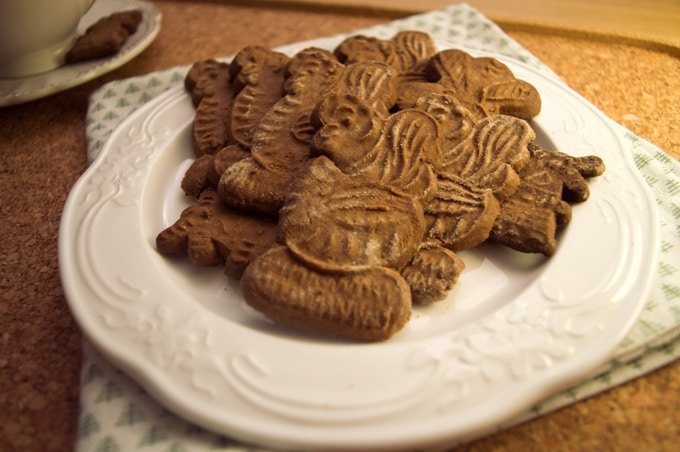 Speculoos Cookies (gluten, dairy and egg free) | mygutfeeling.eu