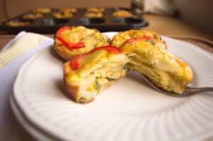 Mini Tortilhas de Batata Low FODMAP| mygutfeeling.eu/pt