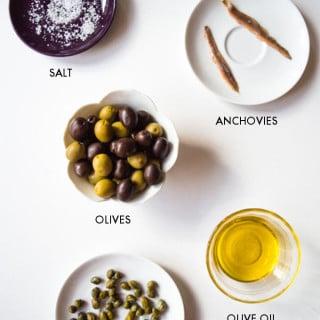 olive tapenade / mygutfeeling.eu