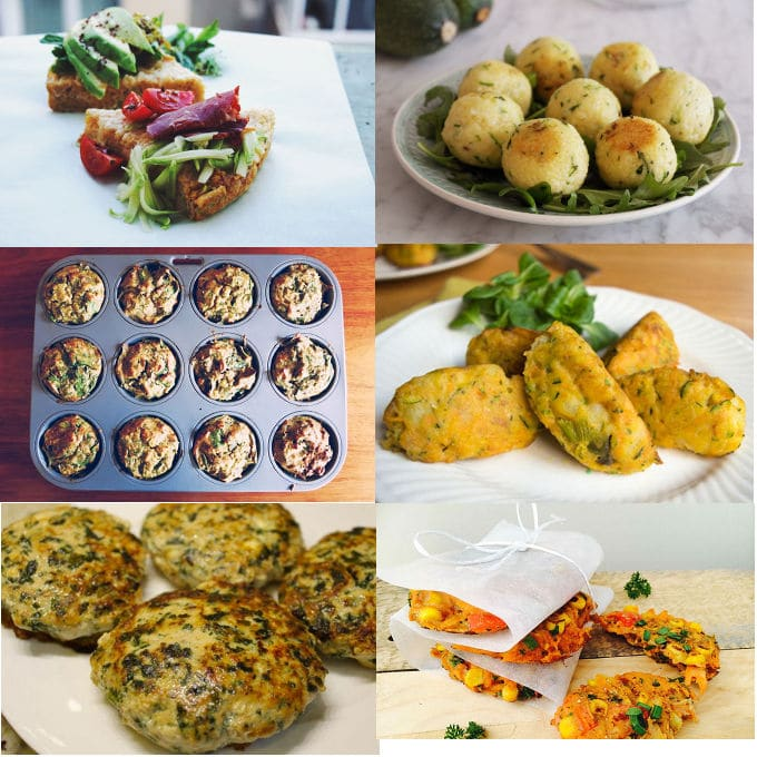 Low FODMAP Cakes & Fritters