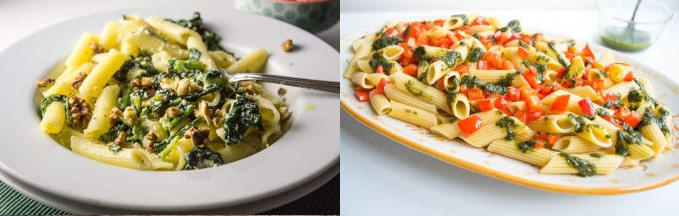 Low Fodmap Pasta recipes