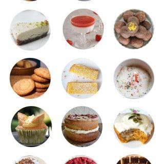 As 30 melhores receitas de sobremesas e doces Low FODMAP, organizadas por mygutfeeling.eu