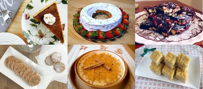 Low FODMAP Xmas Desserts - mygutfeeling.eu