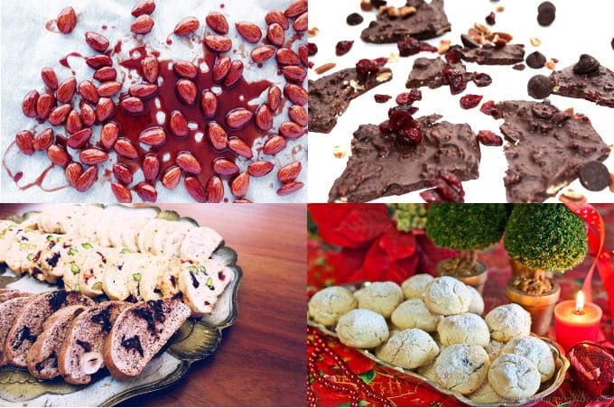 Low FODMAP Xmas Sweet Treats - mygutfeeling.eu