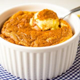 Carrot Soufflé I mygutfeeling.eu #glutenfree #lowFODMAP