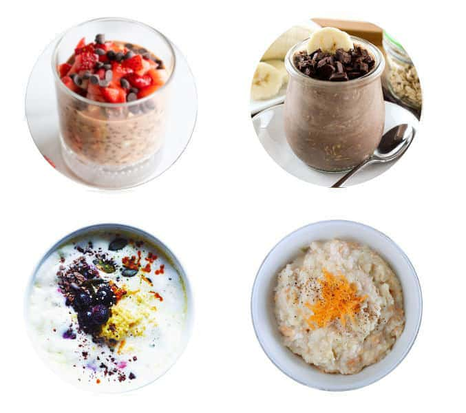 Low FODMAP Oats & Porridge I mygutfeeling.eu
