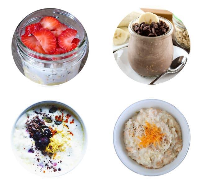 Low FODMAP Oats & Porridge I mygutfeeling.eu