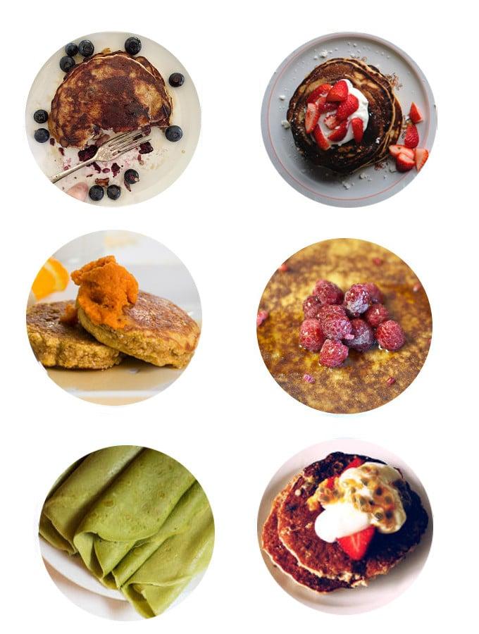 Low FODMAP Pancakes & Crepes I mygutfeeling.eu
