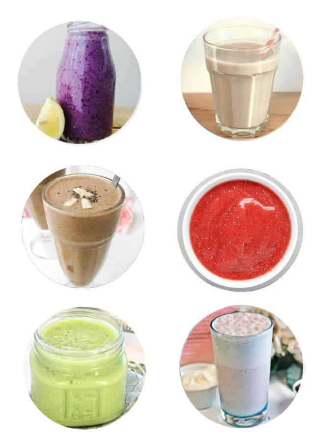 Low FODMAP Smoothies I mygutfeeling.eu