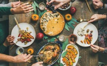 25 Low FODMAP Thanksgiving Recipe Ideas for your Thanksgiving Dinner Menu