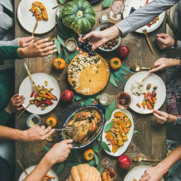 25 Low FODMAP Thanksgiving Recipe Ideas for your Thanksgiving Dinner Menu